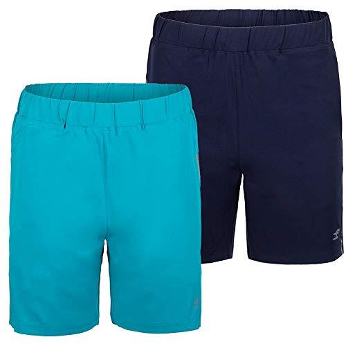 Fila Men's Pickleball Shorts (Navy, Small)