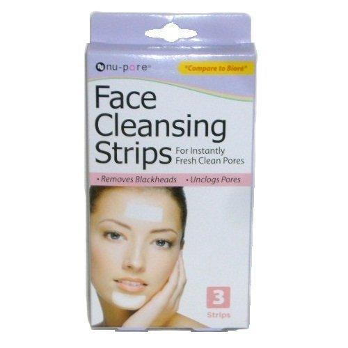 2 Packs Our shop most popular Nu Pore cleansing face unclogs com Max 54% OFF cleans strips pores