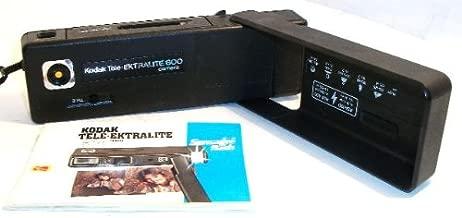 Kodak Tele-Ektralite 600 Camera