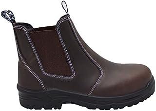STANLEY Women's Dredge Steel Toe Work Boot Chelsea