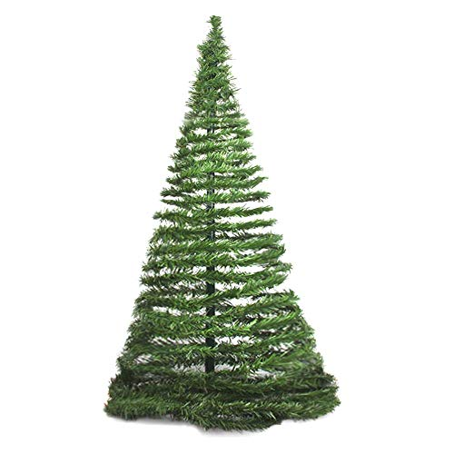 Collapsible Pop Up Christmas Tree Stands 6 Feet Tall And 1.64 Feet Diameter Base