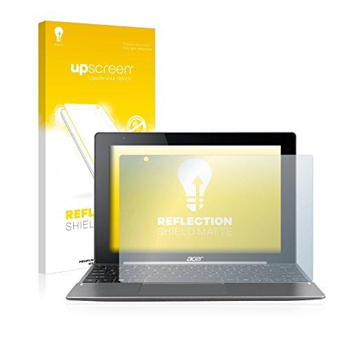 upscreen Entspiegelungs-Schutzfolie kompatibel mit Acer Aspire Switch 10 V SW5-014 – Anti-Reflex Bildschirmschutz-Folie Matt