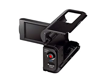 Sony AKA-LU1 Camcorder Cradle with LCD for Sony Action Cam HDR-AS10 and HDR-AS15  Black