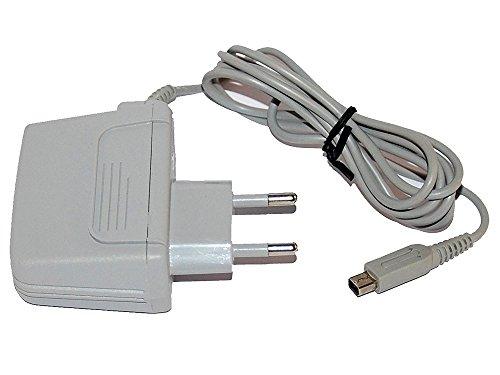 GiXa Technology Für DSi Ladegerät Ladekabel Netzteil Reiselader Netzkabel passend / geeignet fürNintendo DSi / NDSi / 3DS / 3DSi/ LL
