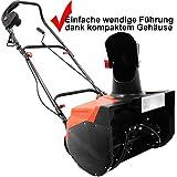 HECHT 9181 Elektro-Schneefräse - 2