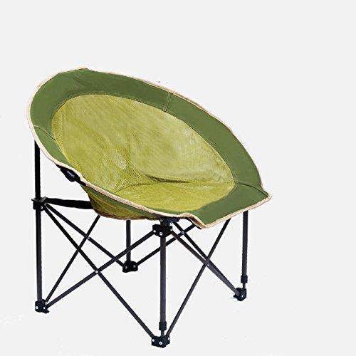 WAYMX Chaise pliante extérieure de chaises de balcon de balcon d'adulte de pliage de chaise de sofa à la maison 120kg