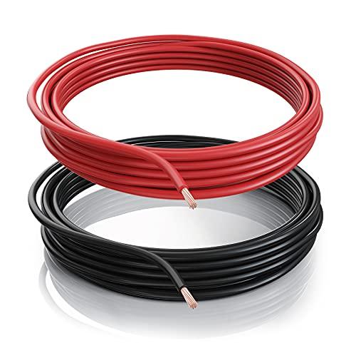 Juego de 2 colores de 10 m de cable de 1,5 mm²...