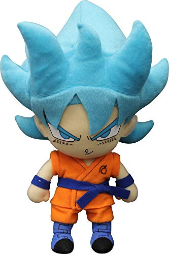 Great Eastern Entertainment Dragon Ball Super-SSGSS Goku 01 Plush 8'