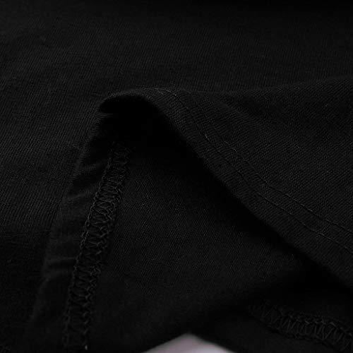 Vectry Vestido De Fiesta Boda Moda para Mujer Manga Larga Vestidos Llanos Sueltos Vestido Corto Casual con Bolsillos 2019 Vestido De Fiesta Vestir Ropa Falda