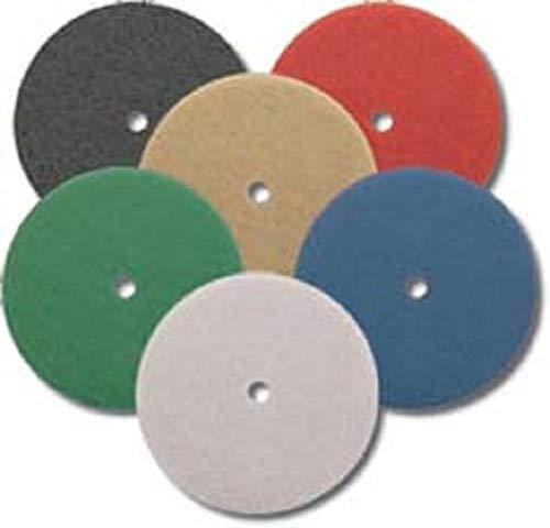 NORTON CLIPPER Beartex 406 - Discos abrasivos de línea fina, diámetro de 406 mm, 10 unidades, grano / grano: no.