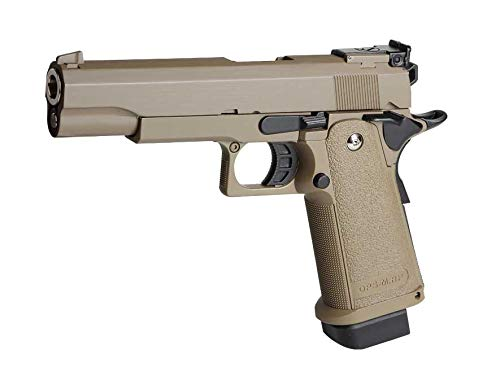 GOLDEN EAGLE Pistola Gas HI-Capa 5.1