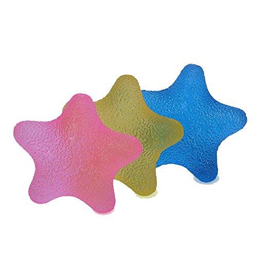 Busy Mom Gel-Bälle, 3 Stück, zum Drücken, für Widerstand, Therapie, Übung, für Hand-, Finger-, Handgelenkmuskeln, gegen Arthritis, Griffübung, stärkung
