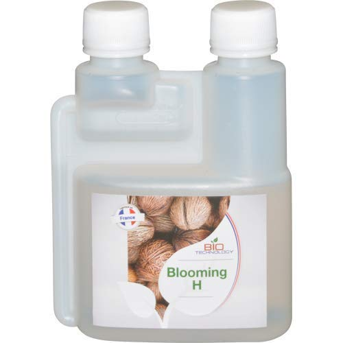 Bio Technology | Flowering Additive | Flowering Fertilizer | Flowering Fertilizer | Mineral Foliar Fertilizer | High Yield | Booster increases yield | BLOOMING H - 250 ML