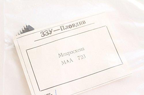 Preisvergleich Produktbild Unbekannt ZZU Plowdiw Mikrochip Integrated Circuit UDSSR MAA 723 8732 NOS