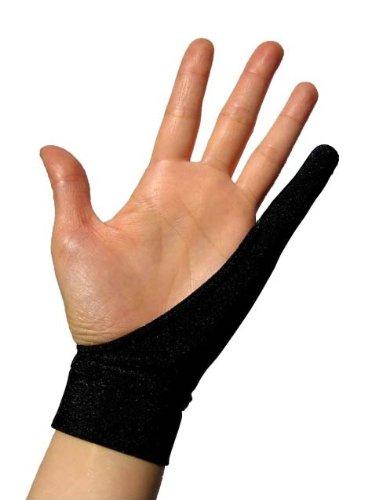 SMUDGE GUARD smudgeguard Tablet Glove M–Zubehör für Notebook (schwarz, Nylon)