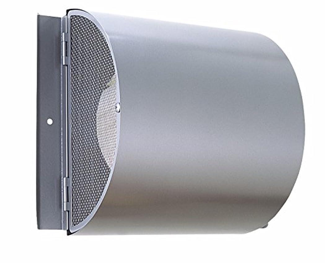 前進食欲部西邦工業 SEIHO YFN150SBL BL?外壁用ステンレス換気口(バイパスフード) 金網型10メッシュ 横吹出し 低圧損