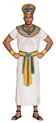 Boland-BOL83544 Disfraz de Dios Egipcio, Multicolor, 50/52 (BOL83544)
