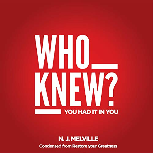 Who Knew You Had It in You? cover art