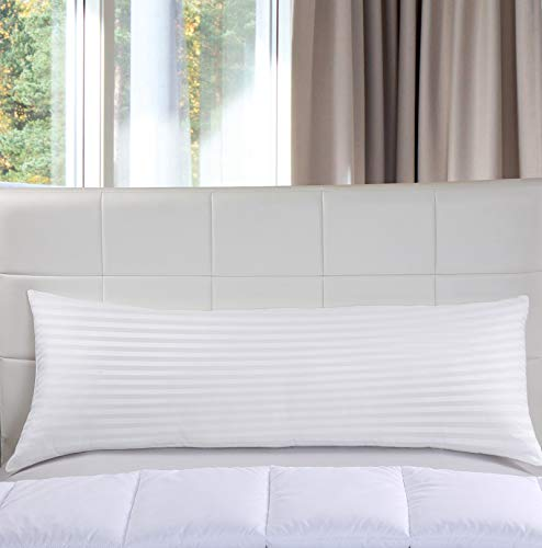 Utopia Bedding Long Side Sleeper Pillow