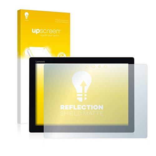 upscreen Entspiegelungs-Schutzfolie kompatibel mit Lenovo MIIX 720 – Anti-Reflex Bildschirmschutz-Folie Matt