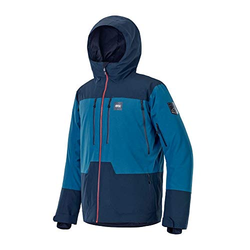 Picture Organic Ski-jas Duncan Jacket Dark Blue