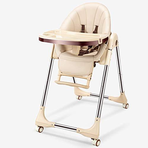 Hegpd Opvouwbare rolstoel, voor pasgeborenen, draagbaar, verstelbare kinderzitje, klapstoel, babyvoering, stoelen