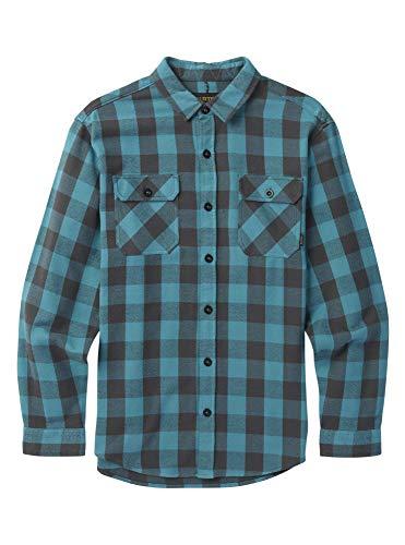 Burton Herren Hemd lang Brighton Burly Flannel Hemd