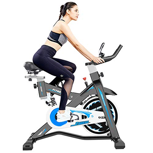 Afully Indoor Exercise Bike Indoor Cycling Bike Stationary,Magnetic Resistance& Belt...