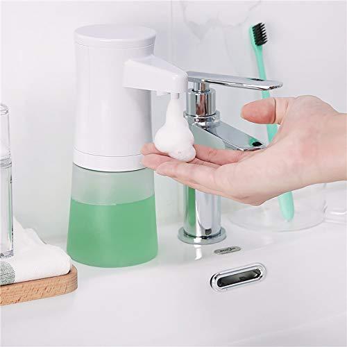 Bradoner 350ml Sensor Infrarrojo Automático Dispensador De Jabón De Jabón De Espuma Mano del Dispensador del Dispensador De Jabón Dispensador De Jabón
