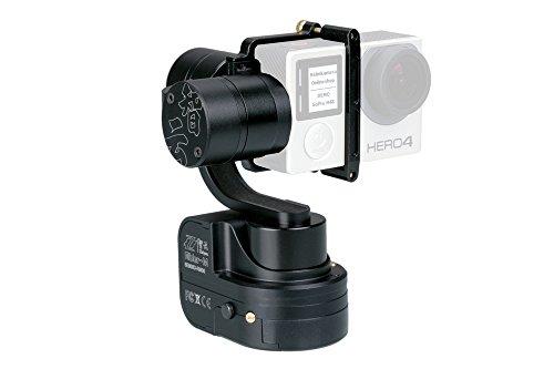 Z1Rider de m–3Axis Bluetooth Gimbal para la Gopro Hero 4, Hero 3+/3/2/1