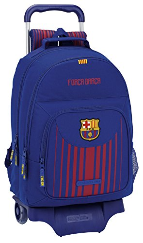 Safta Futbol Club Barcelona 611729863 Mochila Infantil