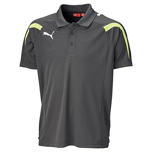PUMA - Ropa de fútbol para Hombre, tamaño M, Color Gris