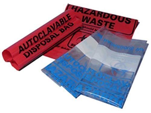 MTC Bio A9002C Clear Autoclave Bags 24