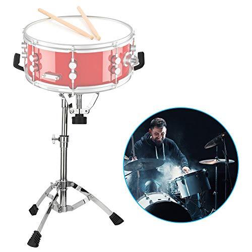 Drum Stand Folding Draagbaar verstelbaar statief Drum Stand Holder Percussion Accessoires