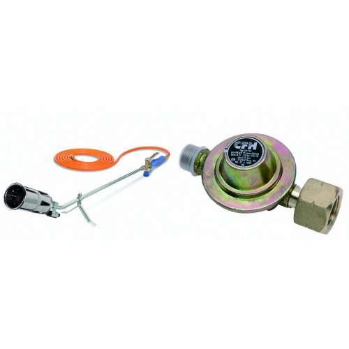CFH Abflammgerät PZ 6000 52078  + Druckregler