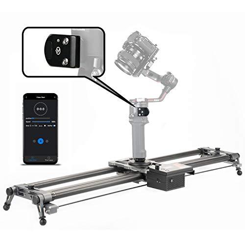 YC Onion Camera Slider 80cm/31 Motorized APP Control Carbon Fiber ...