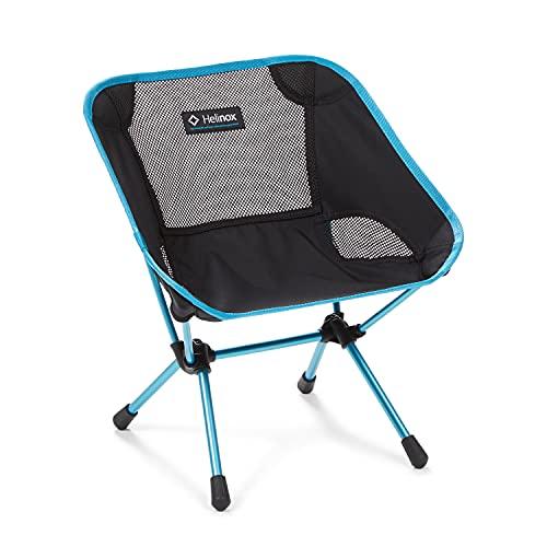 Helinoxヘリノックス Chair One Mini チェアワンミニ / 折りたたみキャンプチェア (ブラック)