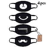 Mund Maske,Fascigirl Mundmaske Unisex Baumwollmaske Anti Staub Schutzhülle Für Eine Grössere Darstellung Klicken Sie Auf Das Bild