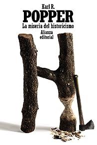 La miseria del historicismo par Karl R. Popper