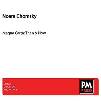 Magna Carta: Then & Now