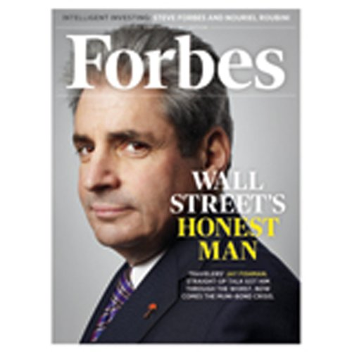 Forbes, February 14, 2011 audiobook cover art