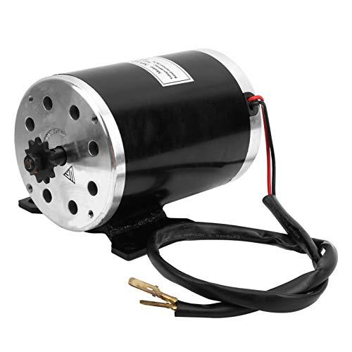 Alomejor 48V 1000W Motor Motor de CC de imán Permanente Motor de Cepillo de Alta Velocidad para Scooter E-Bicycle