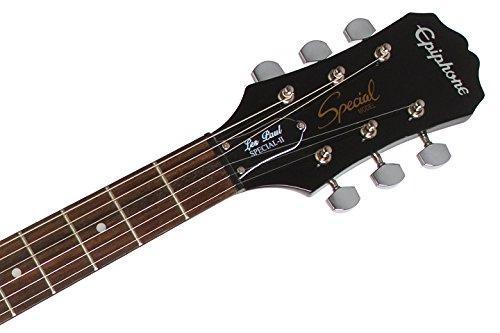 Epiphone Les Paul Special II Electric Guitar (Ebony)