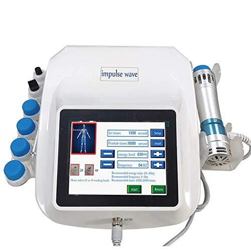 Yueyi Stoßwellentherapie Gerät zur Schmerzlinderung, Verbesserung der Hautelastizität Effektives Stoßwellen-Körpermassagegerät