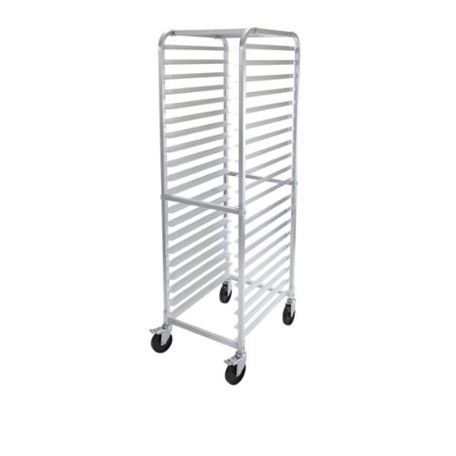 Winco 20-Tier San Diego Mall Aluminum Sheet Brake with Rack Pan Limited Special Price