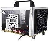 Cacoffay 3500 MG/uur Professioneel Lucht Purifier, Reclame Ozon Generator Schoner, Zwaar Plicht Lucht Schoner, Geurverdrijver Het Beste voor Geur HOU op Controle,A