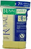 Royal Type V Royal Aire Filtration Vacuum Bags (7-pack) part # AR10125