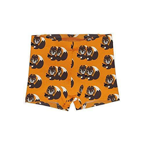 Maxomorra Jungen Boxershorts/Unterhose mit Eichhörnchen 122/128