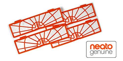 Neato Robotics 945-0122 Saugfilter für Roboterstaubsauger, Orange
