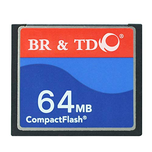 Compact Flash Memory Card BR&TD ogrinal Camera Card 64mb